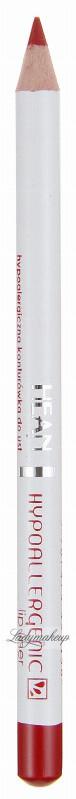 HEAN HYPOALLERGENIC lip liner - Hipoalergiczna konturówka do ust - 512 - CARDINAL RED