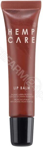 Hemp Hoodlamb CARE Balsam do ust z organicznym olejem konopnym 15 ml