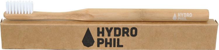 HYDROPHIL Ekologiczna szczoteczka do zębów ŚREDNIA bezbarwna HYD 790137
