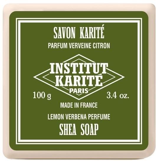 Institut Karité Paris Institut Karité Paris Cytryna & Werbena Mydło w kostce 100g