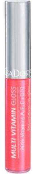 IsaDora MULTI VITAMIN GLOSS BŁYSZCZYK NR 37 FRUIT COCKTAIL - 7ml