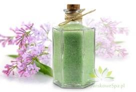 Iwoniczanka Sól do kąpieli zielona herbata 600g