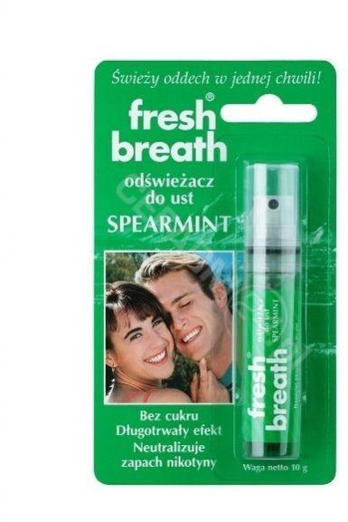 Jordan Odświeżacze do ust Fresh Breath
