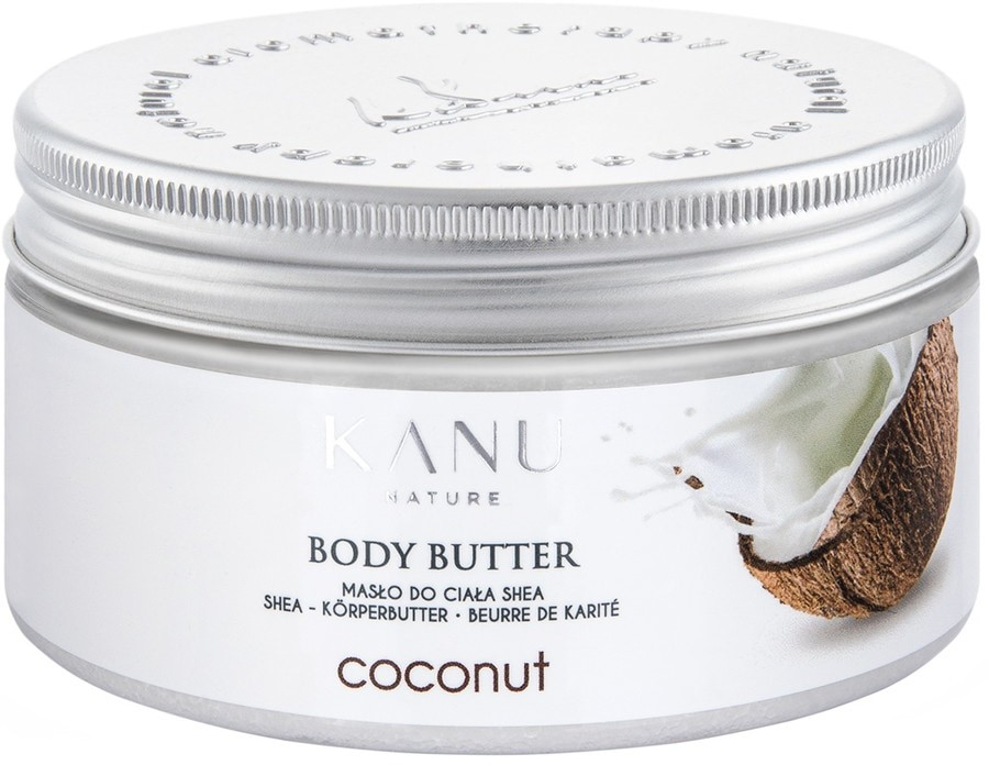 Kanu Nature Nature Natural Coconut Masło do ciała 190g