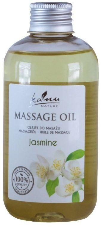 Kanu Olejek do masażu Jasmine Kanu 200ml Kan000003