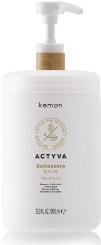 Kemon Actyva Bellessere Balm Hair & Body balsam do włosów i ciała 1000 ml KAA2218