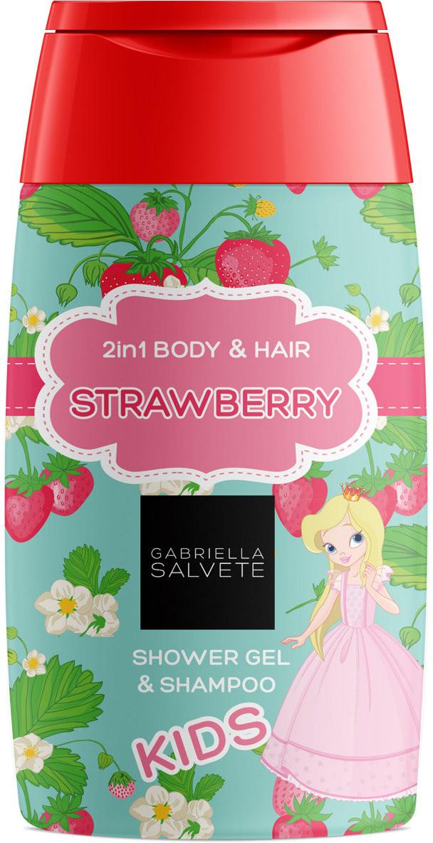 Kids Gabriella Salvete Strawberry 300 ml