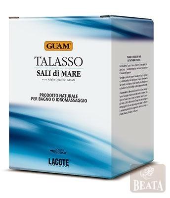 Lacote Odżywcza sól morska do kąpieli op. 1kg