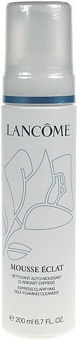 Lancome Mousse Eclat Express Clarifying Self-Foaming Cleanser - pianka do demakijażu dodająca blasku 200ml