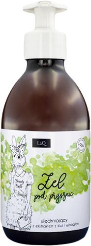 LaQ Żel pod prysznic - kiwi i winogrona 300ml