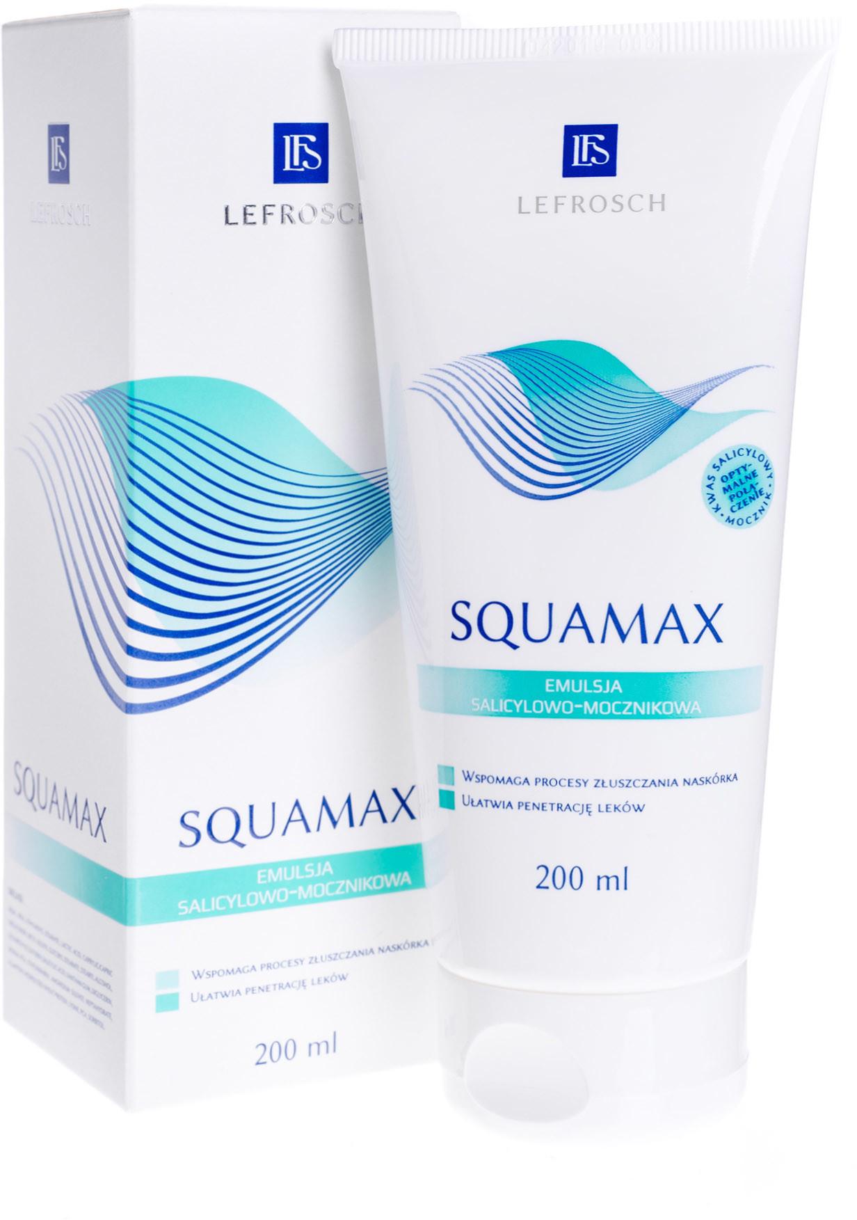 Lefrosch Squamax Emulsja złuszczająco - nawilżająca 200ml