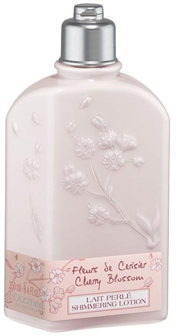 L'OCCITANE Kwiat Wiśni, mleczko do ciała dla skóry suchej, 250 ml