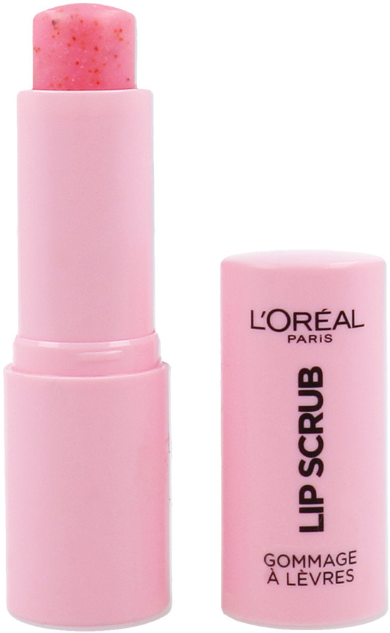 Loreal Lip Scrub Scrub Do Ust Bery Blast 4g