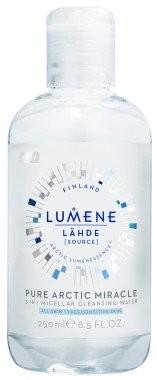 Lumene Płyn micelarny 3 w 1 - Lahde Pure Arctic Miracle 3 In 1 Micellar Cleansing Water Płyn micelarny 3 w 1 - Lahde Pure Arctic Miracle 3 In 1 Micellar Cleansing Water