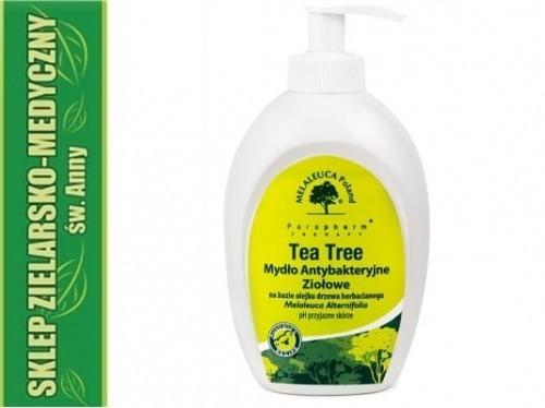 Melaleuca TEA TREE 500ml ANTYBAKTERYJNE MYDŁO ZIOŁOWE 656