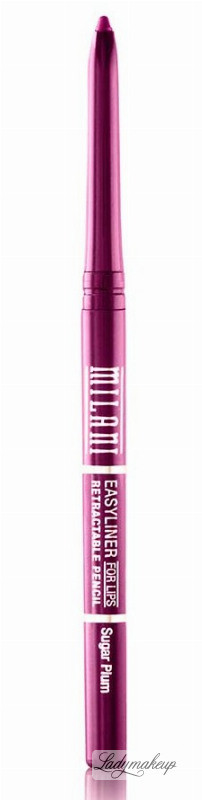 MILANI MILANI - EASYLINER - Mechanical Lipliner Pencil - Automatyczna kredka do ust - 11 Most Natural MILMPKUS-DOUS-01