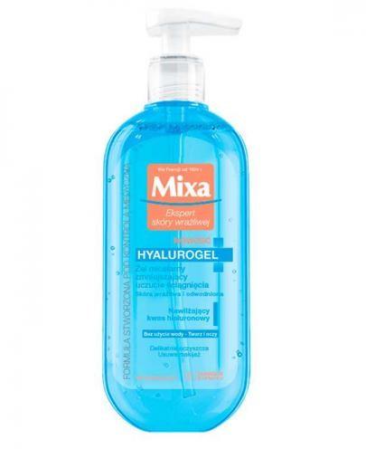 Mixa HYALUROGEL Oczyszczający żel micelarny 200 ml