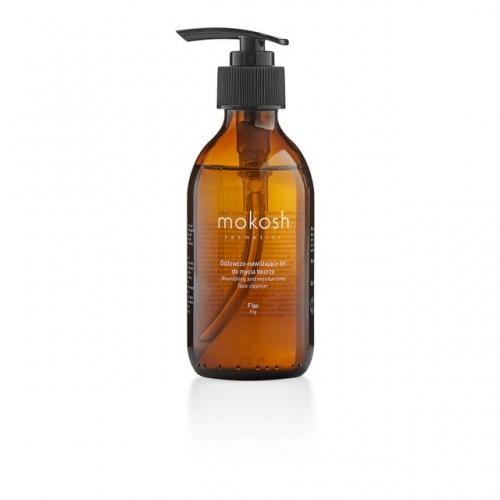 MOKOSH Mokosh Odżywczo - nawilżający żel do mycia twarzy Figa 200 ml