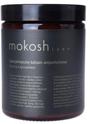 mokosh Specjalistyczny balsam antycellulitowy Wanilia z tymiankiem 180ml MOKOSH icon