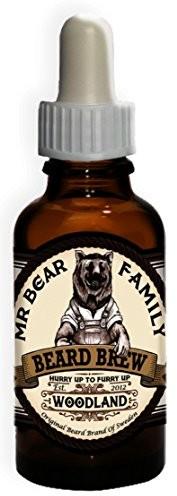Mr. Bear Family Beard brew 30ML, , , MRB-002