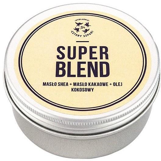 Mydlarnia Cztery Szpaki Cztery Szpaki Super Blend Masło do ciała 150ml 1234605448
