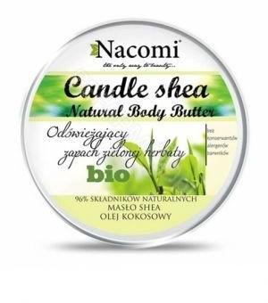 Nacomi Balsam w świecy o zapachu zielonej herbaty 150 ml NACOMI1