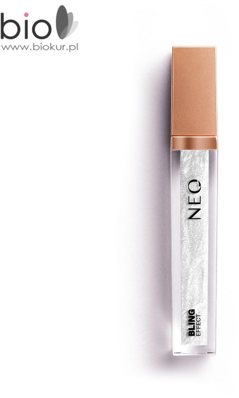 NEO Make Up Błyszczyk do ust Bling Effect Lipgloss 31 Coconut NEO MAKE UP 7940