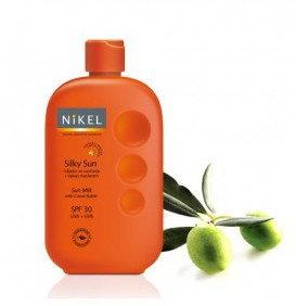NiKEL Jedwabiste mleczko do ciała z masłem kokosowym - SPF 30 UVA/UVB - 230ml -