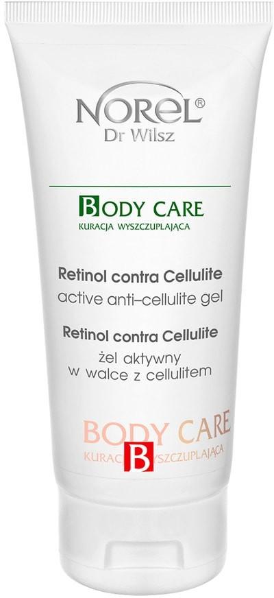 Norel Krem do ciała Dr Wilsz Retinol contra Cellulite żel aktywny w walce z cellulitem 200 ml