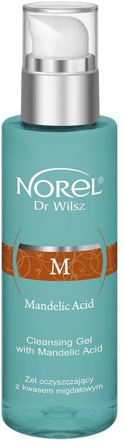 Norel Żel do twarzy Dr Wilsz Żel oczyszczający z kwasem migdałowym 200 ml