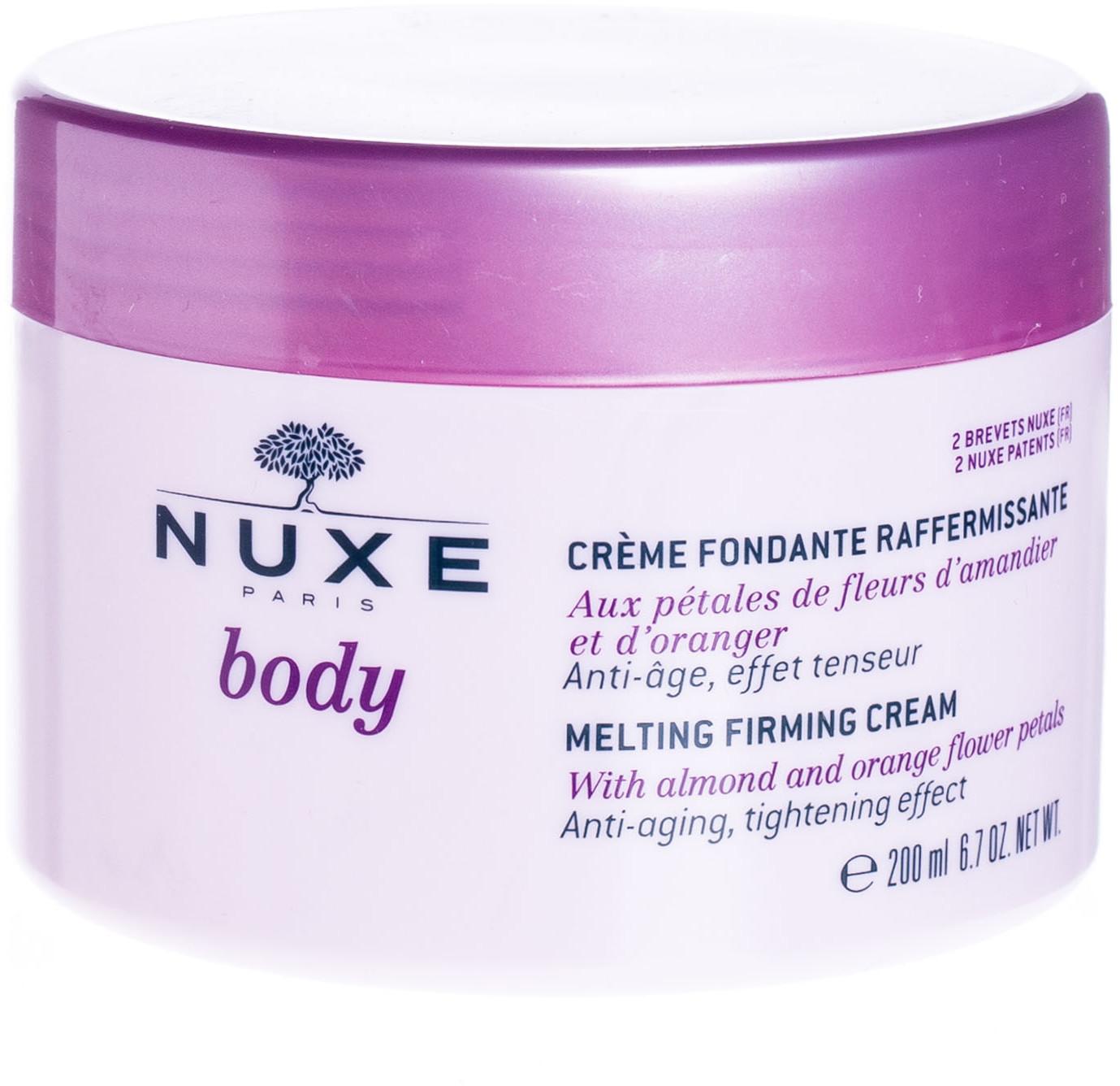 Nuxe Body ujędrniający krem do ciała Fondant Firming Cream) 200 ml