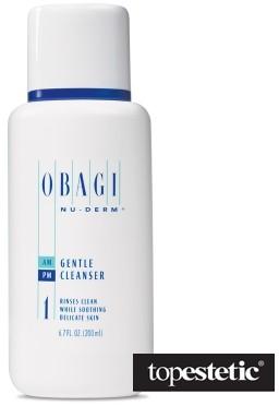 Obagi Nu-derm Gentle Cleanser Delikatny preparat oczyszczający 200 ml