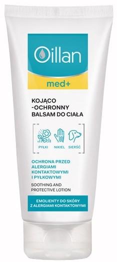 Oillan Med Kojąco-ochronny balsam do ciała dla alergików 200 ml NN-KOI-E200-008
