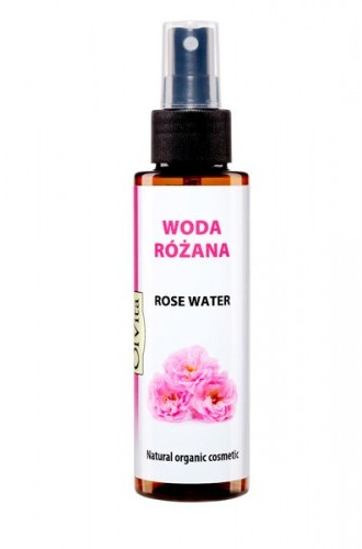 Olvita Woda różana organiczna 100ml Olvita 2327