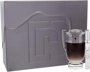 Paco Rabanne Invictus Intense zestaw Edt 100 ml + Edt 10 ml dla mężczyzn