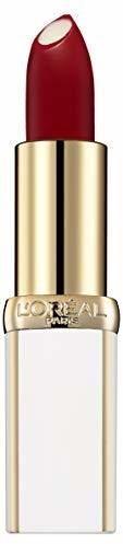 PARIS L'Oréal Age Perfect pomadka do ust 393 Sublime czerwona, nawilżająca z rdzeniem pielęgnacyjnym, 4,8 g
