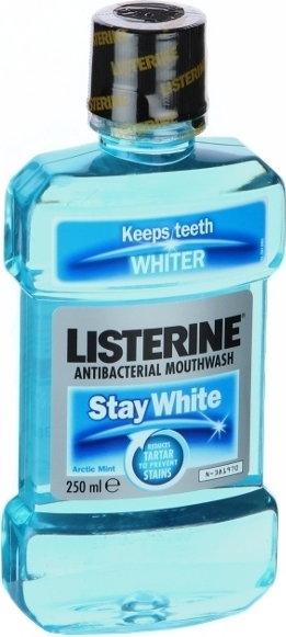 Pfizer Listerine Stay White Płyn 250 ml