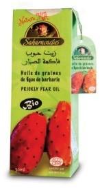 Saharacactus Maroc Olej z nasion OPUNCJI FIGOWEJ 30 ml