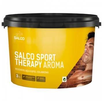 Salco Sól do kąpieli Therapy Aroma 3kg Sosna