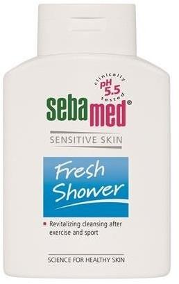 Sebamed Sensitive Skin Fresh Shower odświeżający żel pod prysznic 200ml 64718-uniw