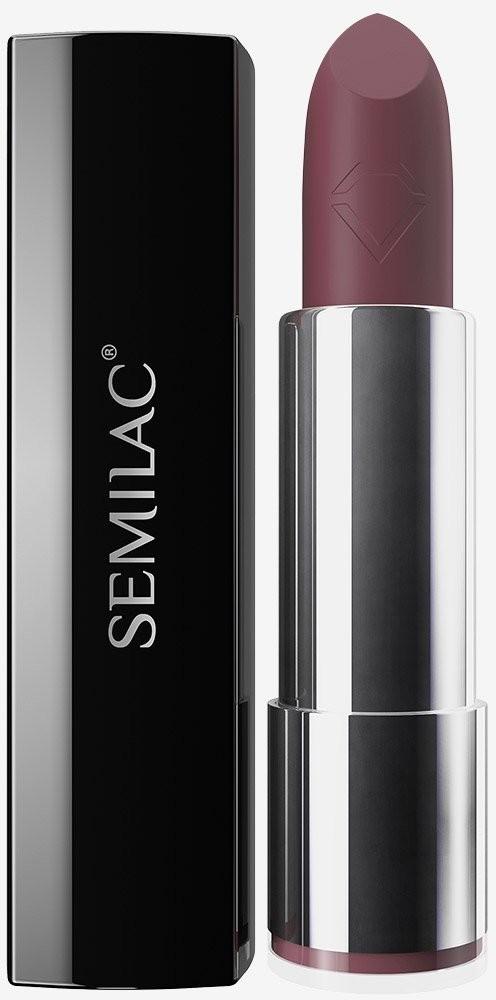 Semilac Diamond Cosmetics Semilac Pomadka Classy Lips Berry Nude 005