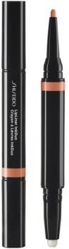 Shiseido LipLiner InkDuo szminka i konturówka do ust z balsamem odcień 01 Bare 1,1 g