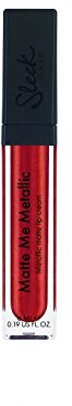 Sleek Makeup Matte ME Metallic copperplate 5029724128895