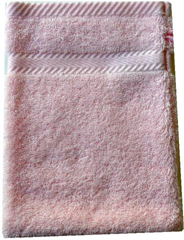 Soft Cotton Frotte rękawica do kąpieli SOFT 16x22cm Różowy