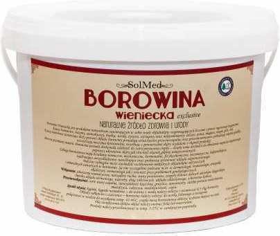 Sol - Med Borowina Wieniecka 1000g