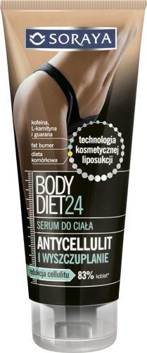 Soraya Body Diet 24 Serum antycellulitowe do ciała 200ml