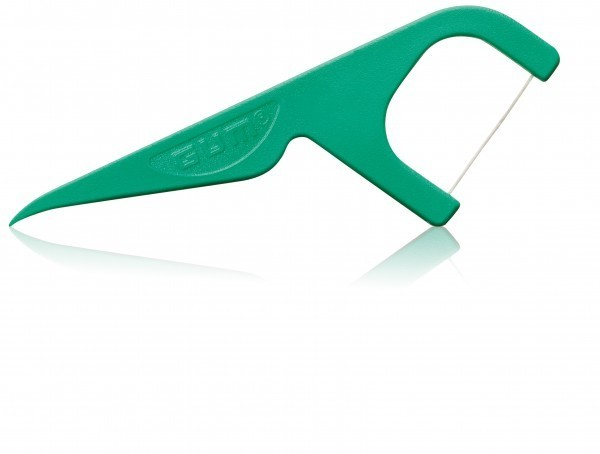 Sunstar EUROPE S.A GUM Easy-Flossers Jednorazowe uchwyty z nią dentystyczną 30 sztuk 9073357