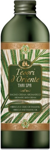 Tesori d'Oriente Tesori d'Oriente Tajskie Spa - Płyn do kąpieli (500 ml) BE12-77929