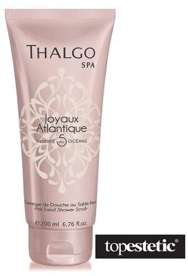 Thalgo Pink Sand Shower Scrub Peelingujący żel pod prysznic 200 ml