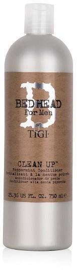 Tigi Bed Head Clean Up Peppermint Conditioner 750 ml Miętowa odżywka do włosów dla mężczyzn